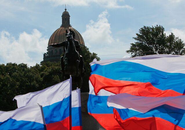 Le 12 juin, le Jour de la Russie