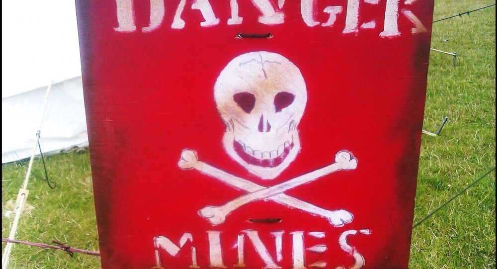 Danger Mines