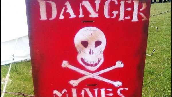 Danger Mines - Sputnik France