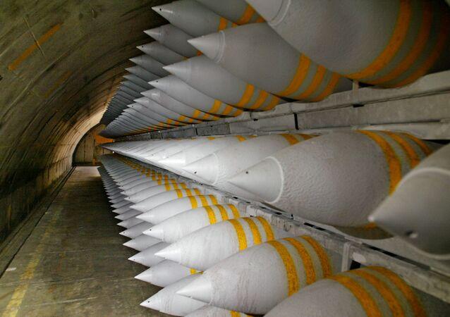 Bombes de perforation de bunkers
