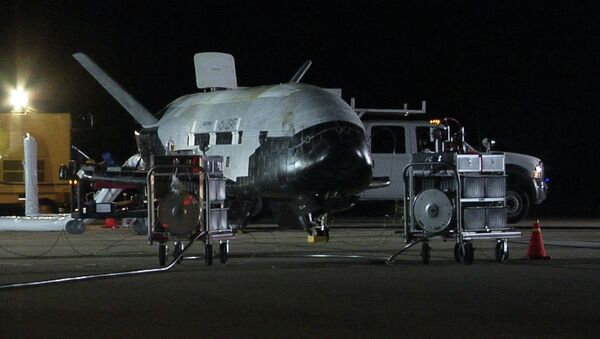 The US Air Force successfully launched on Wedneday the reusable unmanned X-37B Orbital Test Vehicle, United Launch Alliance, which provides launch services to the US government, said in a statement - Sputnik France