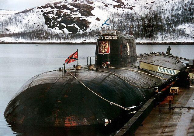 Sous-marin Koursk