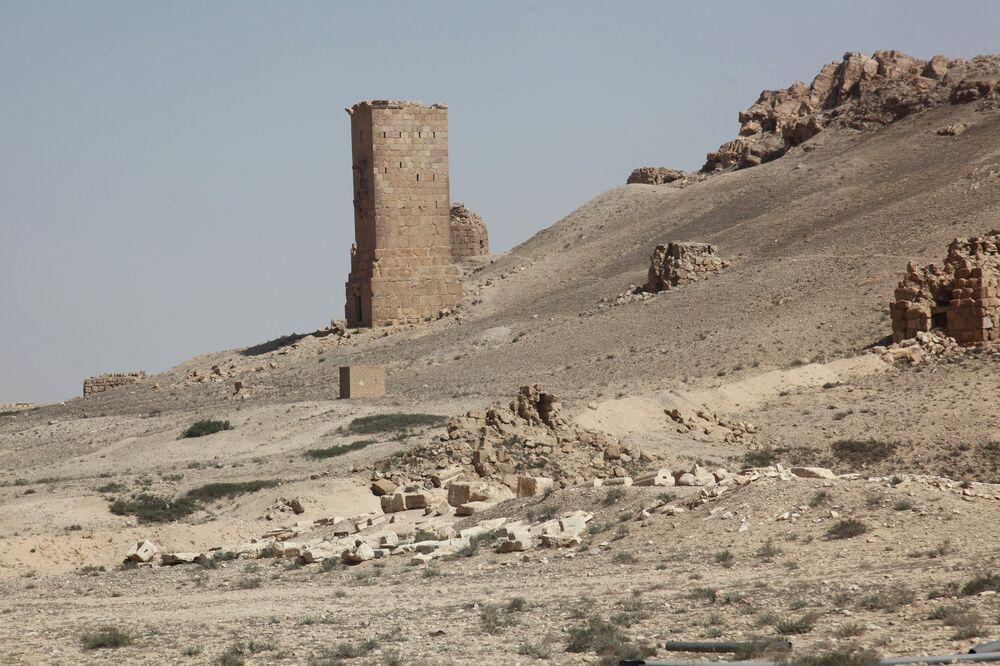 La vallée des tombeaux