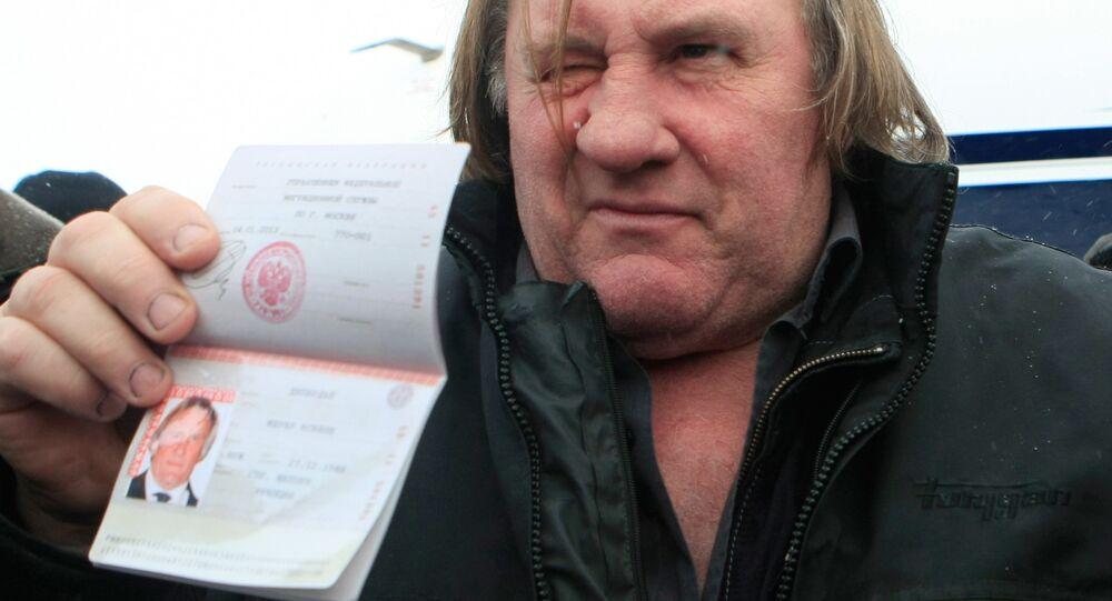 Jeff Monson: Depardieu ne mérite même pas une poignée de main