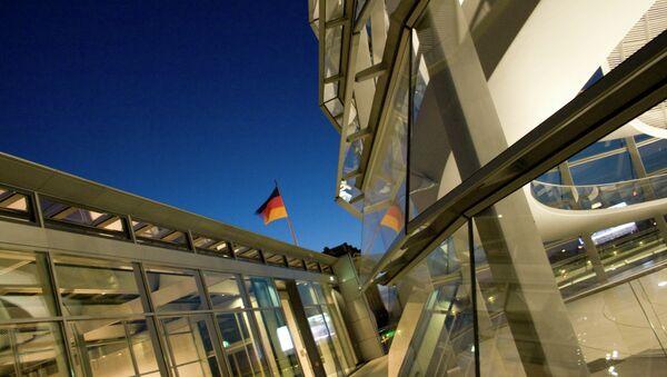 Le Reichstag, Berlin - Sputnik France