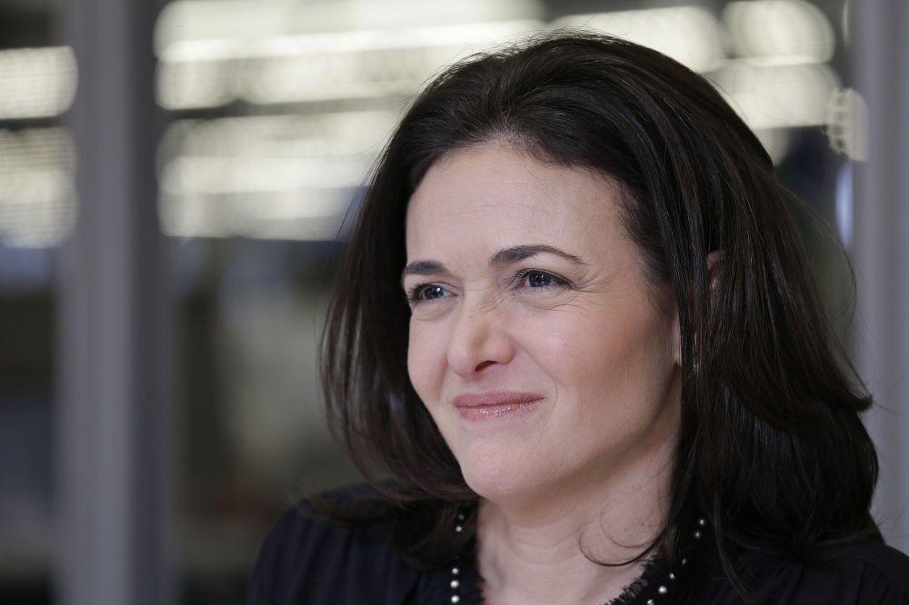Sheryl Sandberg, le numéro deux de Facebook