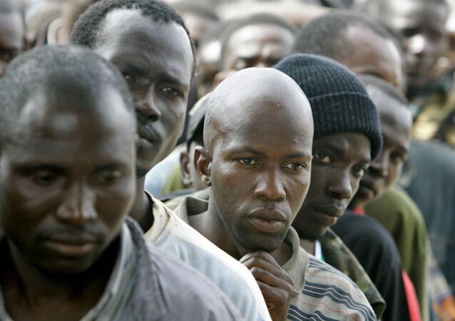 Réfugiés d'Afrique