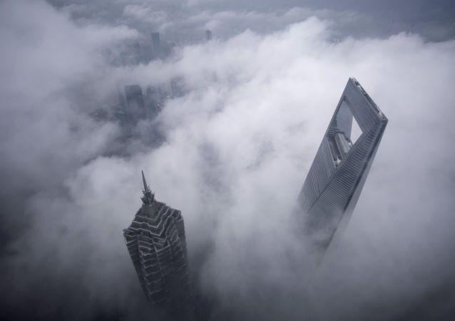 Shanghaï, la tour Jin Mao