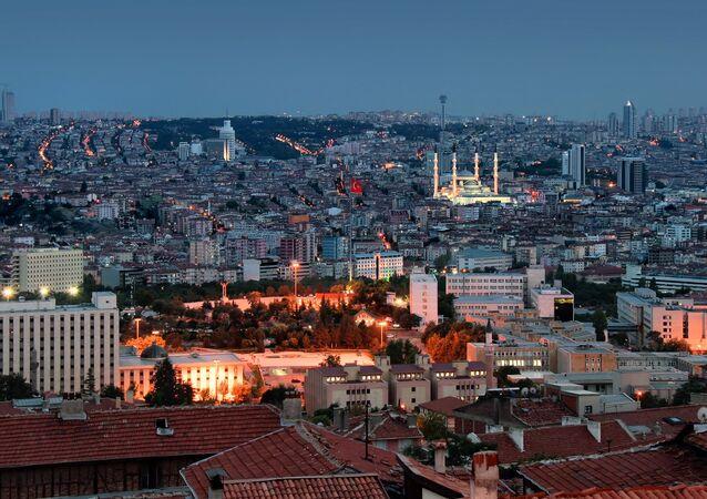 Ankara, Turquie
