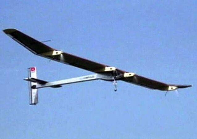 Avion solaire Solar Impulse