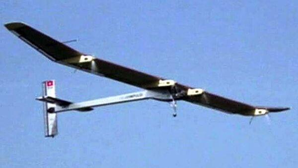 Avion solaire Solar Impulse - Sputnik France