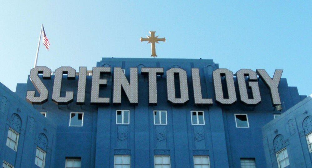 l'Eglise de Scientologie (Image d'illustration)