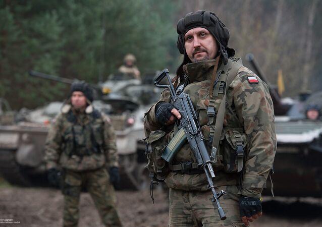 Militaire polonais