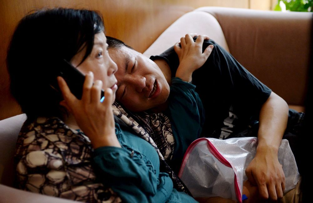 Chine : naufrage d'un navire de croisière