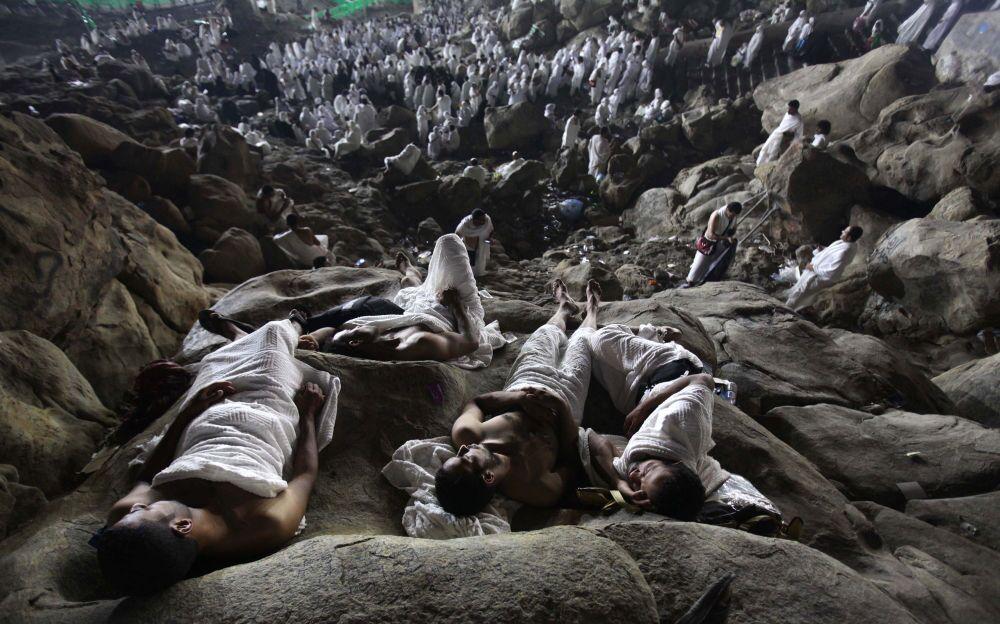 Pèlerinage annuel du Hajj