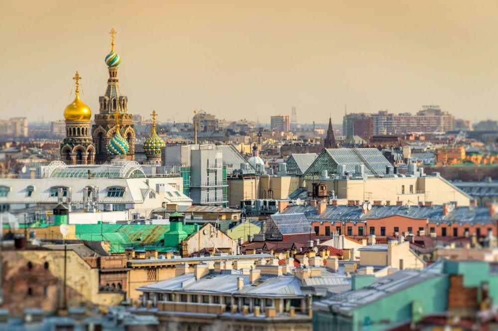 La Cathédrale Saint-Sauveur-sur-le-Sang-Versé de Saint-Pétersbourg