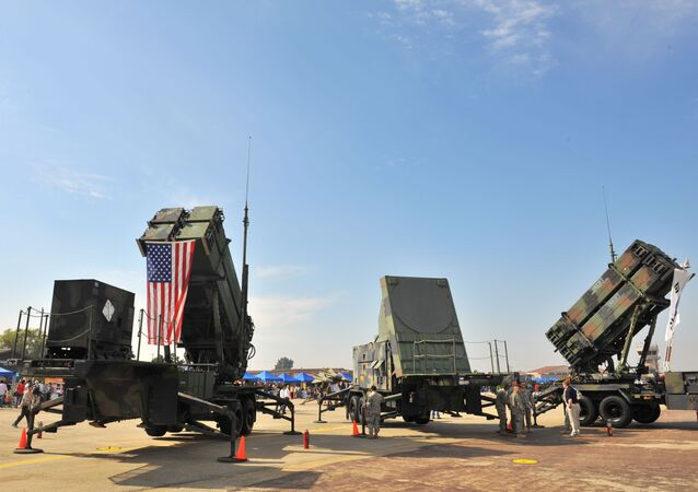 Missiles américains Patriot