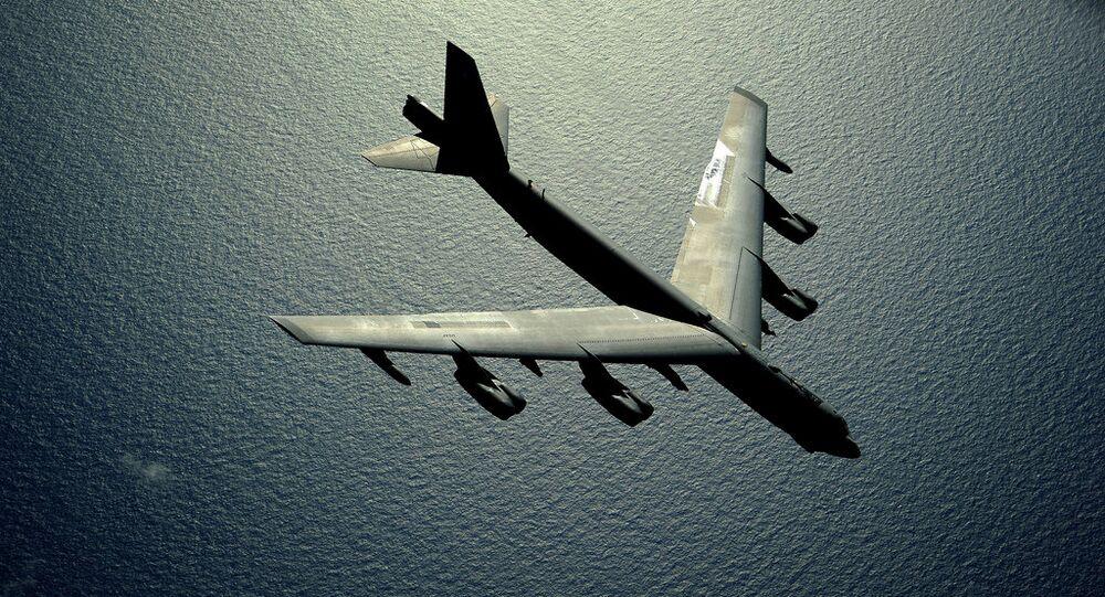 Bombardier stratégique B-52
