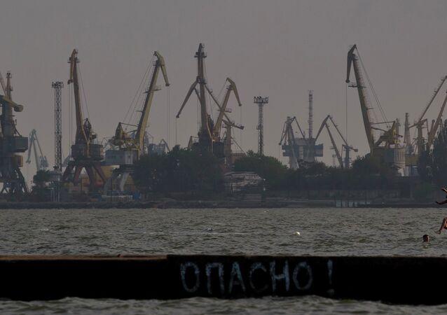 Port de Marioupol