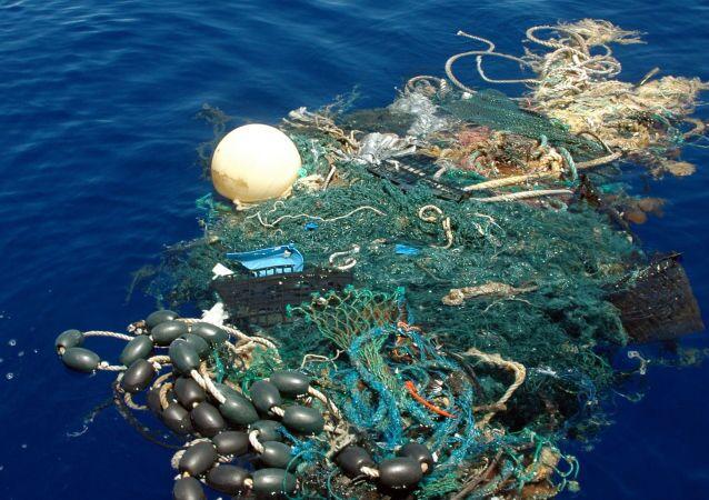 L'«île-poubelle» perdue enfin retrouvée dans le golfe de Thaïlande