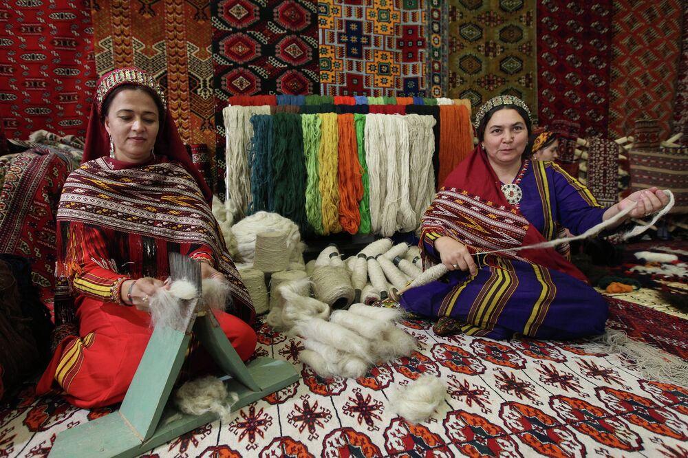 Turkménistan: l'Etat le plus fermé dans l'espace post-soviétique