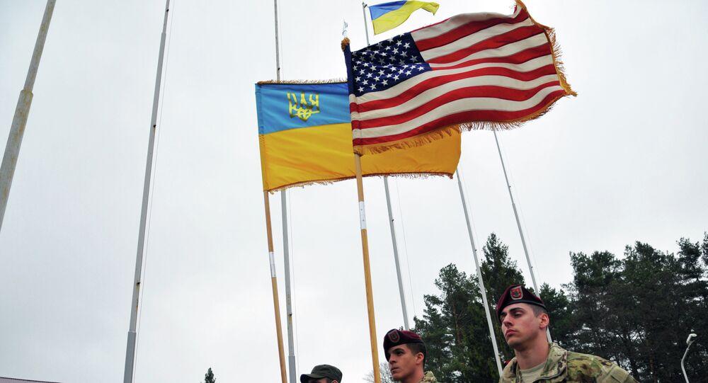 Instructeurs américains en Ukraine