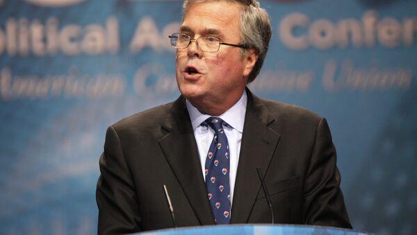 Ex-gouverneur de Floride Jeb Bush - Sputnik France