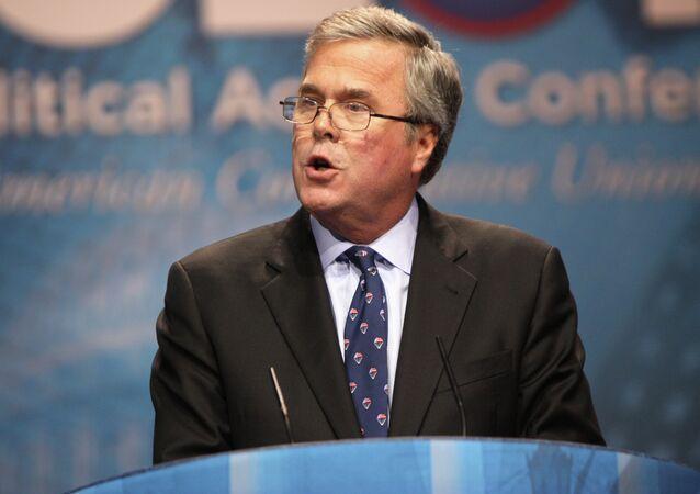Ex-gouverneur de Floride Jeb Bush