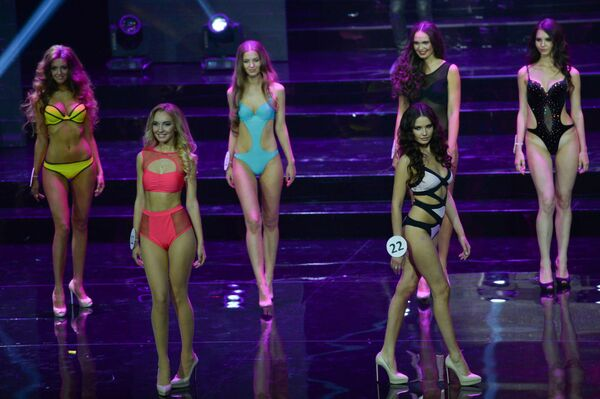 Miss Moscou-2015: les plus belles filles de la capitale - Sputnik France