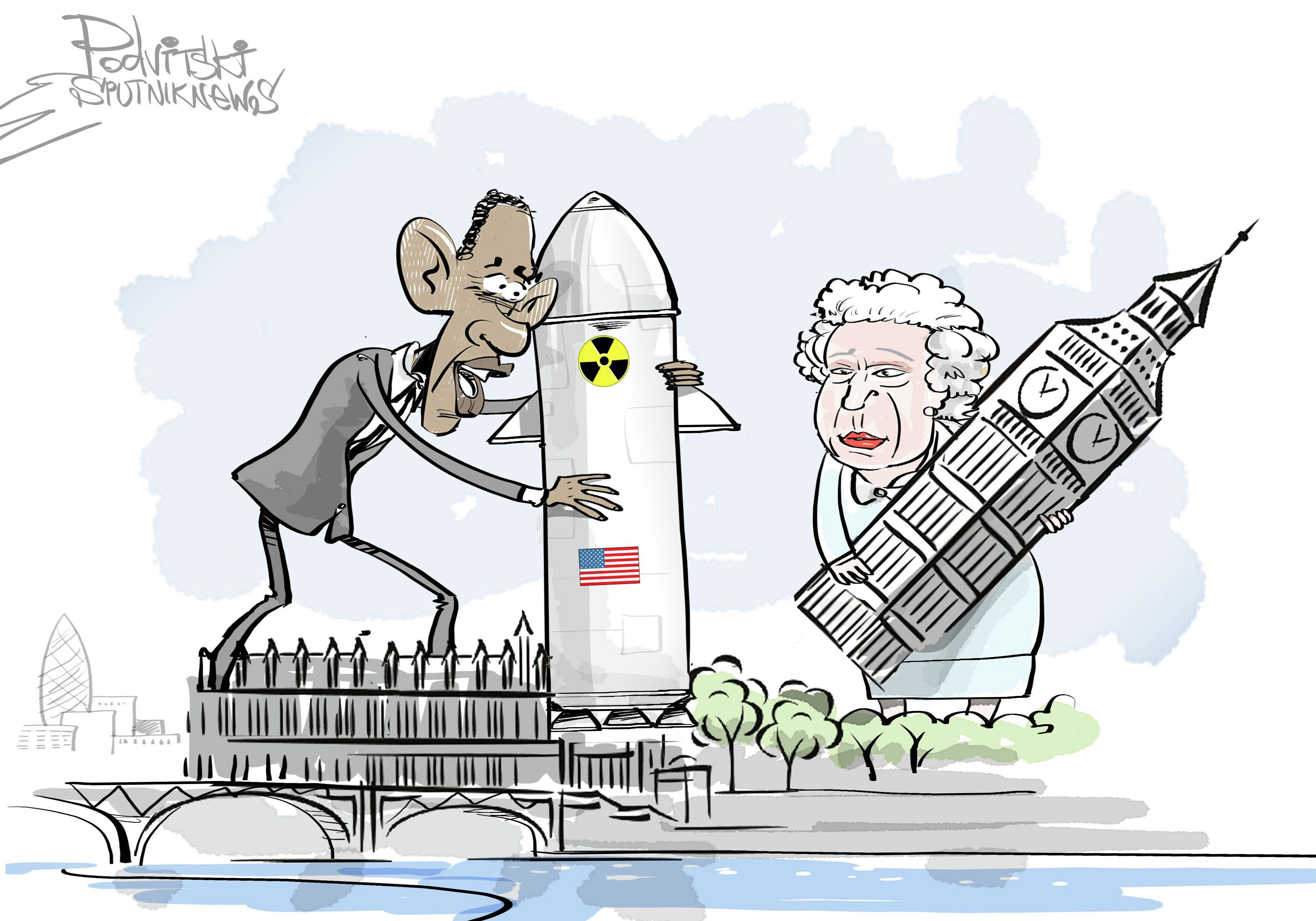 Cheval de troie nucléaire