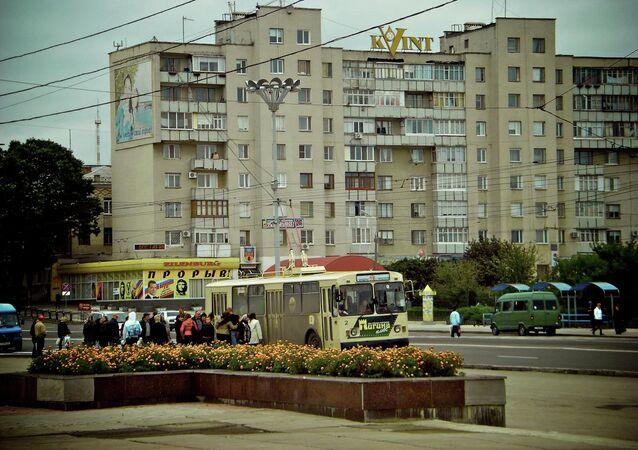 Tiraspol, Transnistrie