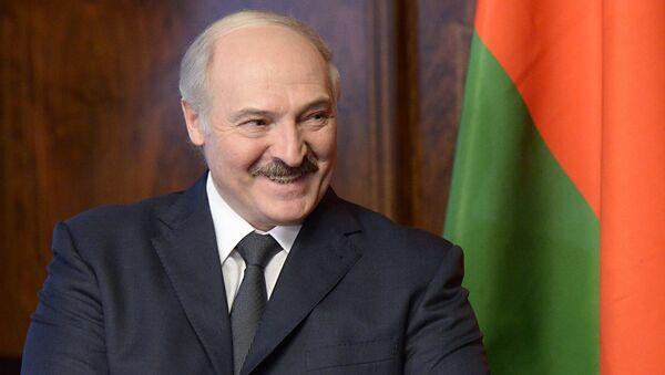 Президент Беларуси Александр Лукашенко - Sputnik France