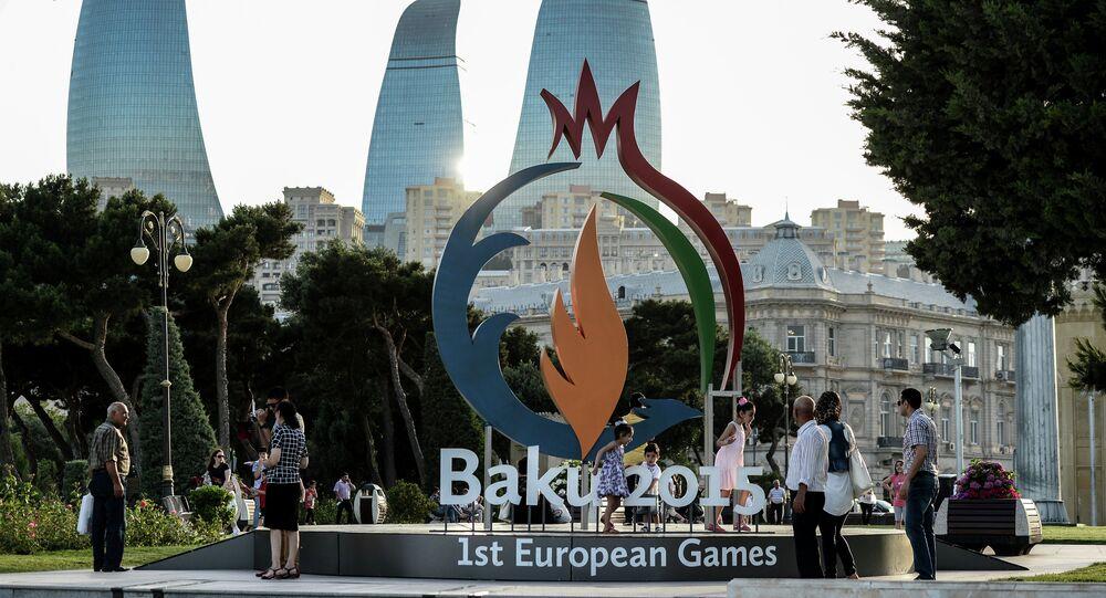 Bakou, capitale d'Azerbaïdjan