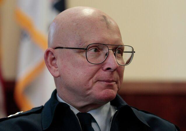 Robert Papp, représentant spécial du département d'Etat américain pour la coopération en Arctique