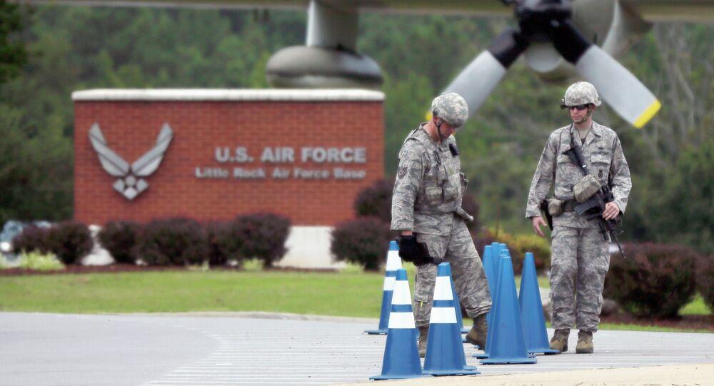 La base aérienne de Little Rock