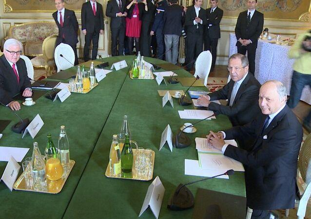 Une réunion en format Normandie