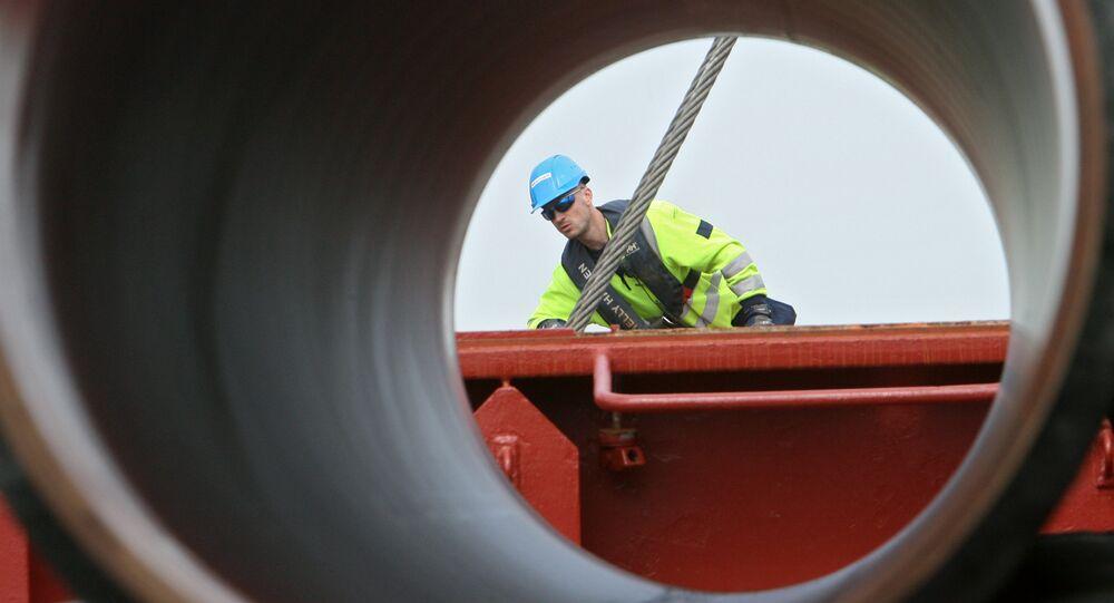 Une entreprise allemande veut participer à l'élargissement du Nord Stream