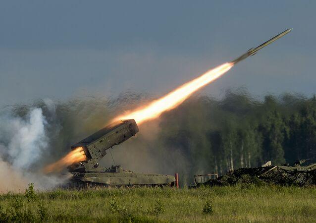 Les nouvelles technologies militaires russes en action