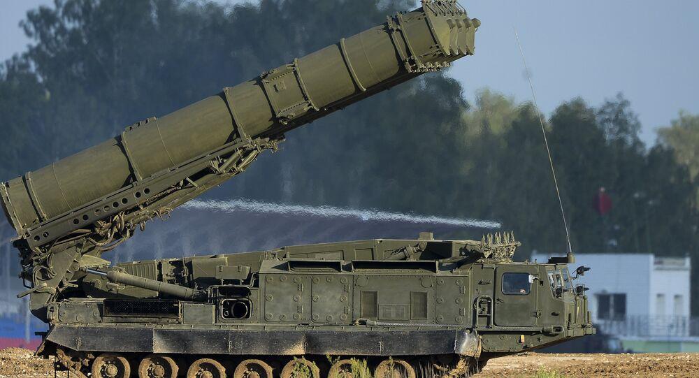 Système de missiles sol-air Anteï-2500