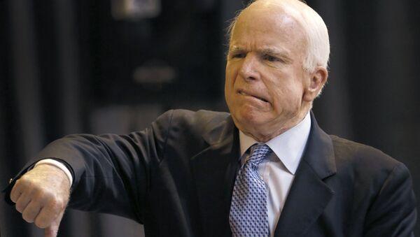 US Sen. John McCain - Sputnik France