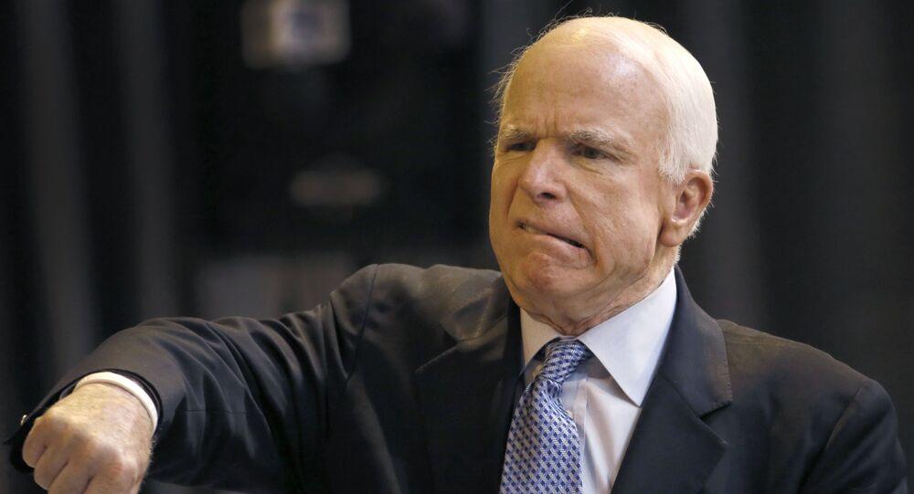 John McCain, sénateur américain