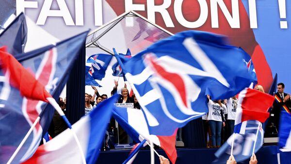 Front national - Sputnik France