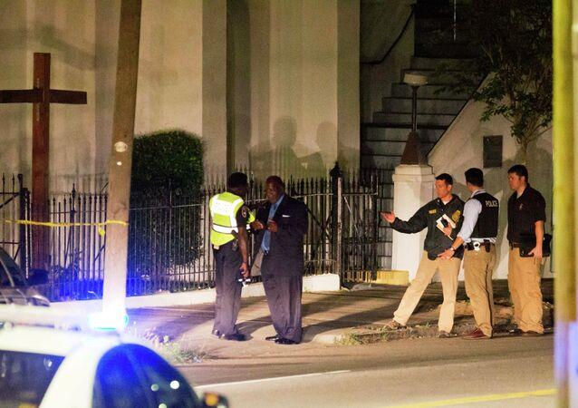 Police de Charleston