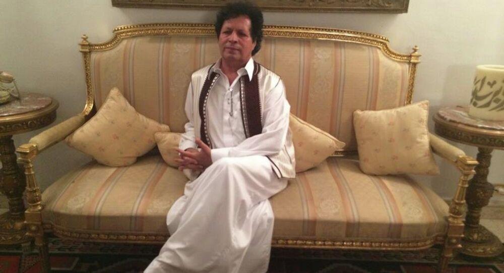 Ahmed Kadhaf ad-Dam Kadhafi