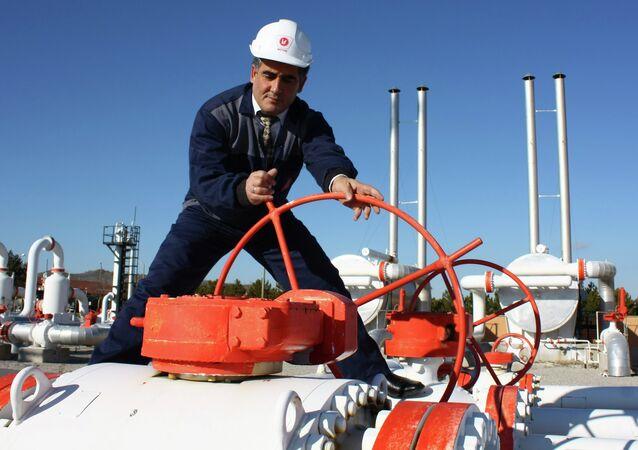 gazoduc Turkish Stream