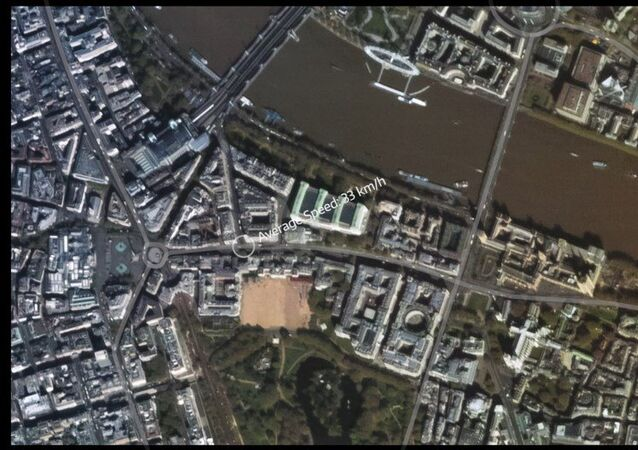 ISS: des images de grandes villes prises par une caméra Haute Définition