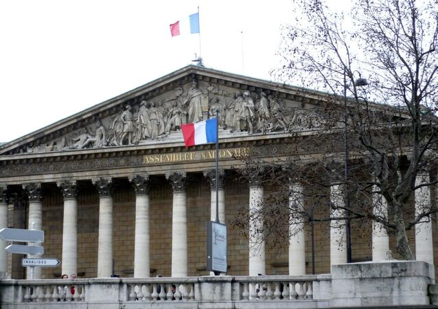Assemblée nationale, Paris