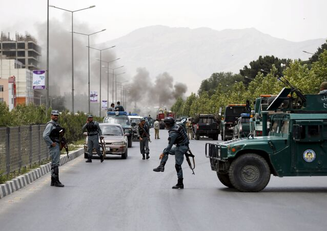 Attentat contre le parlement afghan