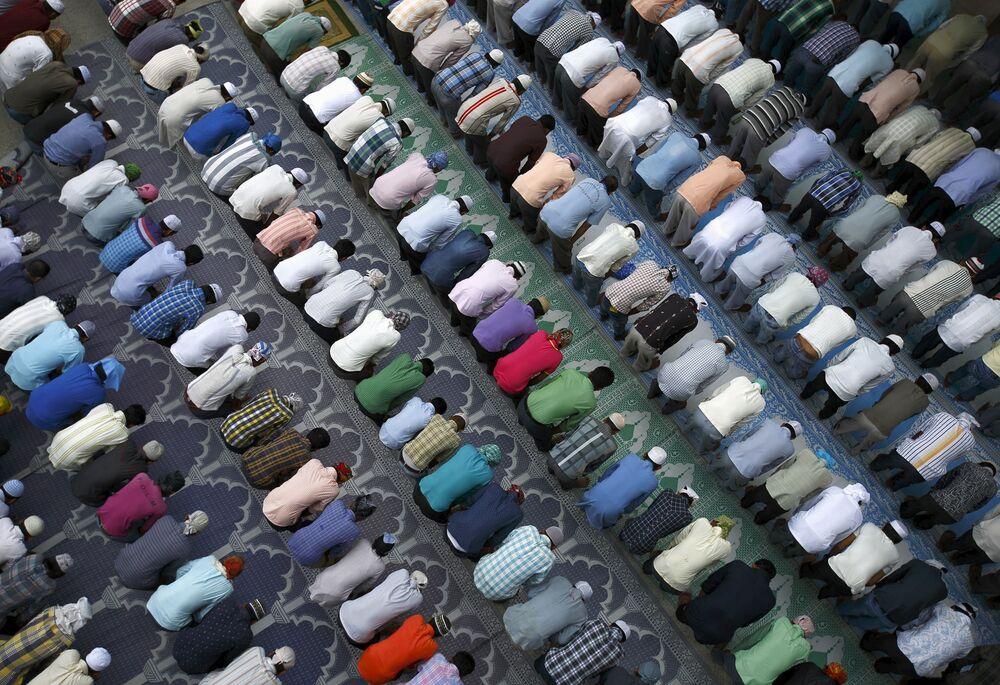 Le mois sacré de Ramadan