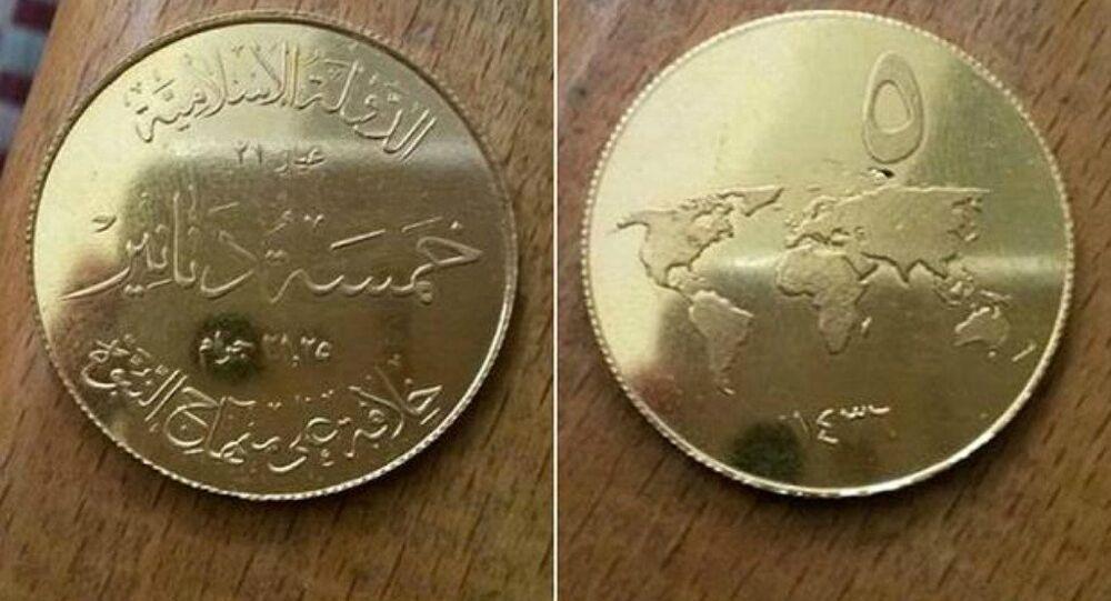 Irak: l'EI bannit les monnaies nationales et impose son dinar or